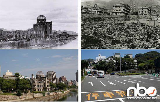 Hiroshima xưa và nay