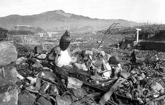 Nagasaki trong thế chiến thứ 2