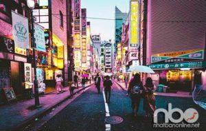 Thành phố lớn nhất Nhật Bản