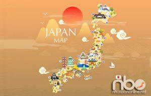 Danh sách các tỉnh ở Nhật Bản