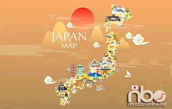 Tỉnh Iwate số bao nhiêu? Các tỉnh gần Iwate là tỉnh nào