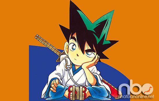 truyện tranh Nhật Bản hay - Yaiba