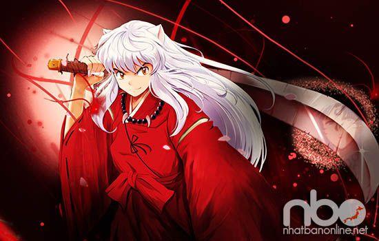 Top các truyện tranh Nhật Bản hay theo đánh giá từ NBO - Inu Yasha