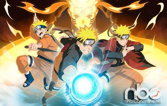 Truyện tranh Nhật Bản hay -Naruto