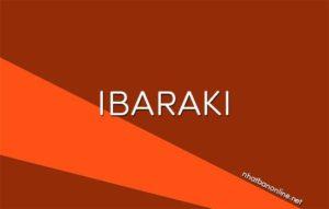 Ibaraki tỉnh số mấy