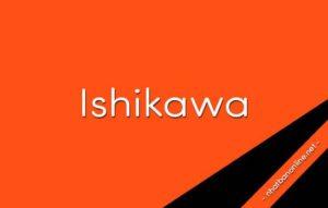 Ishikawa tỉnh số mấy