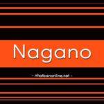 Nagano tỉnh số mấy