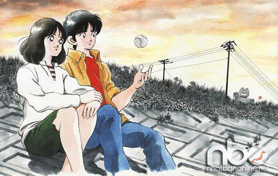 Truyện tranh Nhật Bản hay - Touch