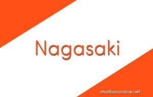Nagasaki tỉnh số mấy