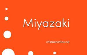 Miyazaki tỉnh số mấy